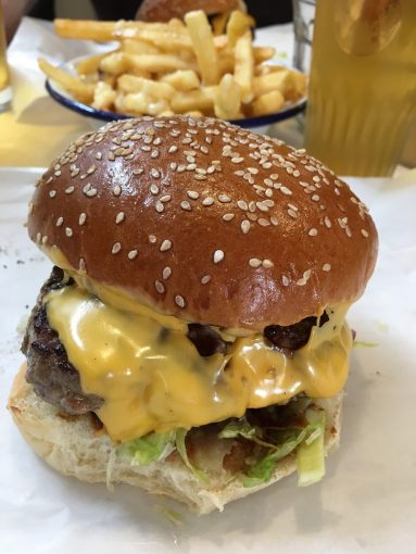 A Girl's Guide to Burger Bear Bristol